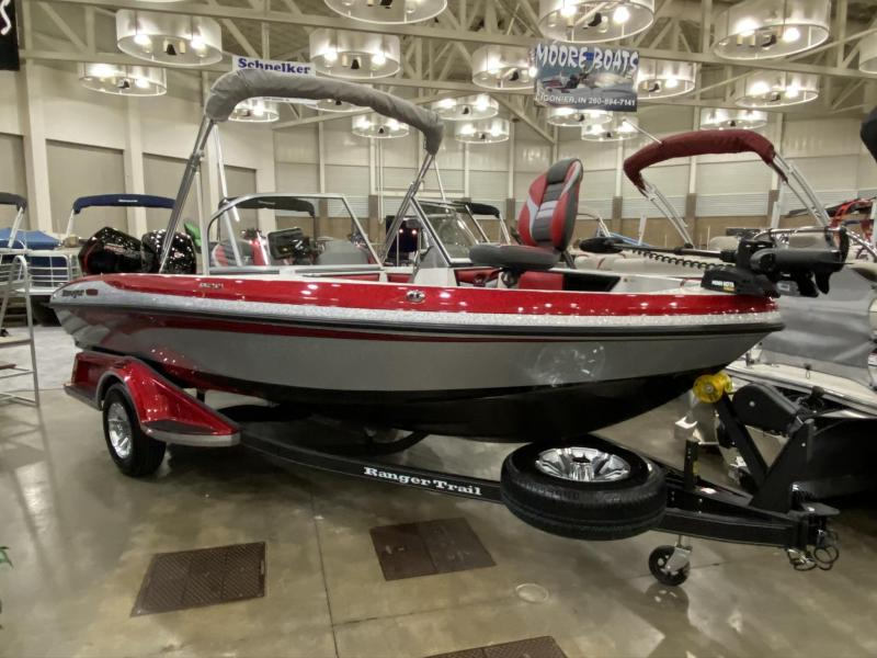 2020 Ranger 1850MS Fish n Ski