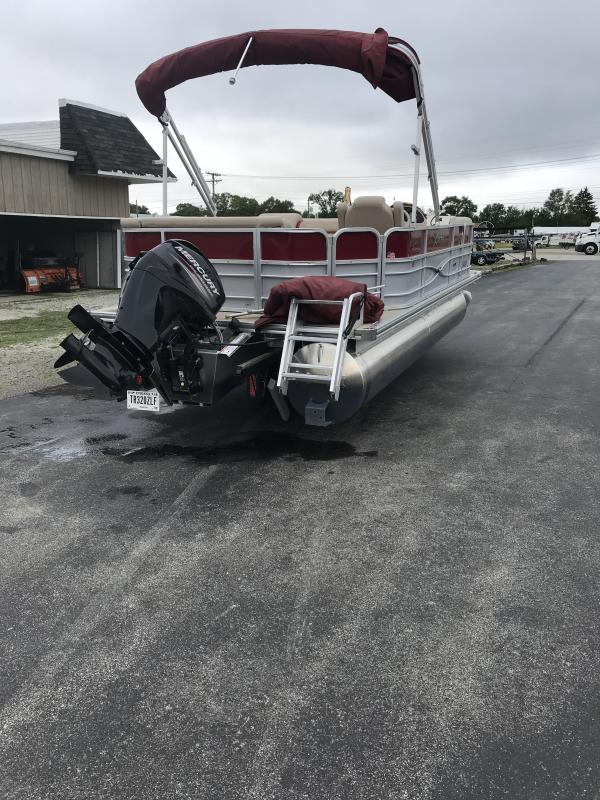 2017 Berkshire 20CL CTS Pontoon Boat