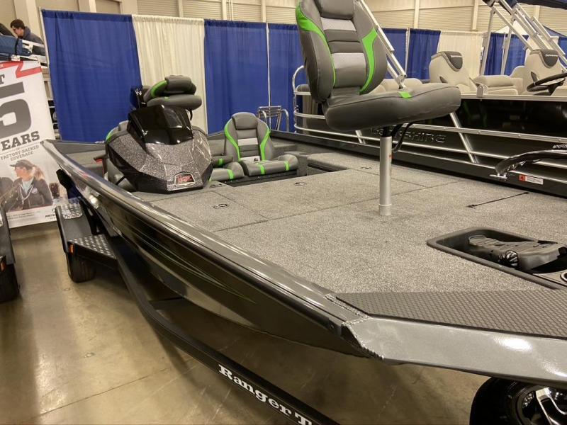 2020 Ranger RT178 Bass Boat