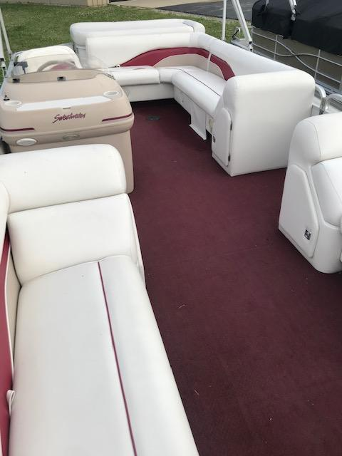 2000 Sweetwater Pontoon Boats SW2221R Pontoon Boat