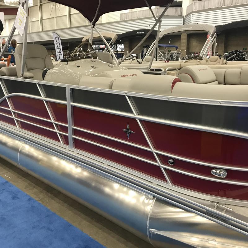 2019 Berkshire 23rfx Sts 3 0 Triple Toon Moore Boats In