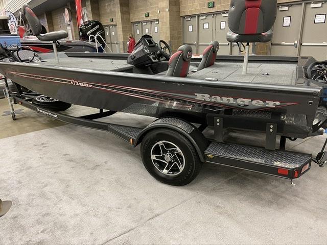 2020 Ranger RT188P Bass Boat