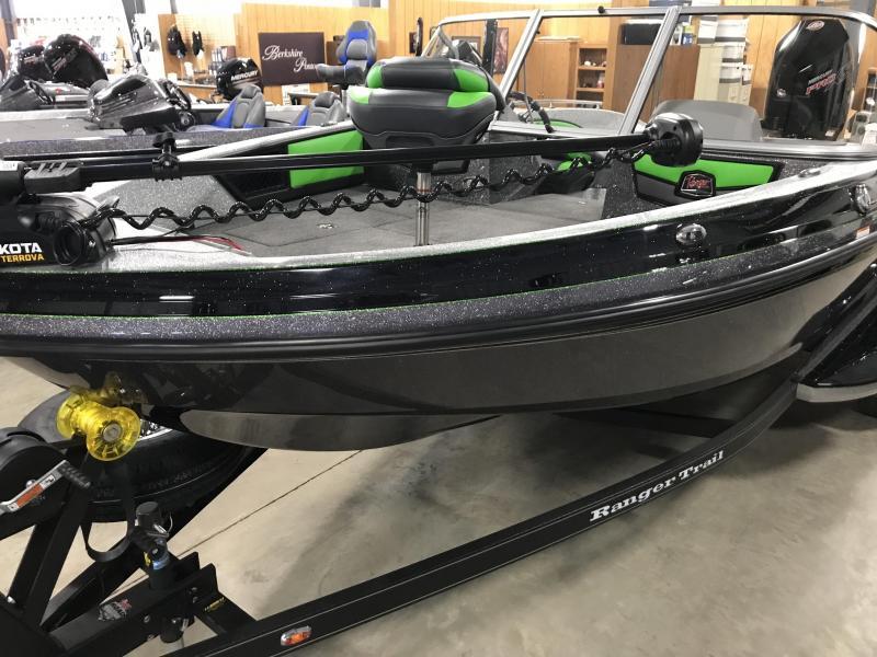 2019 Ranger ANGLER 1880MS Fishing Boat