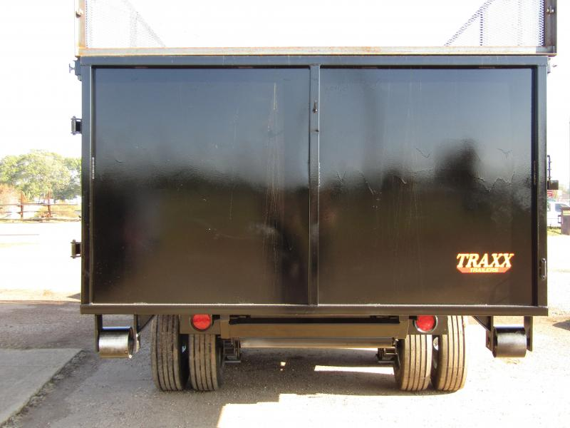 2017 Traxx Trailer 20' Roll Off Gooseneck