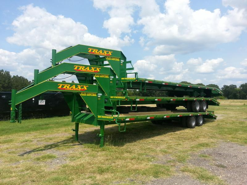 Car Loan Calculator With Extra Payments >> 2018 Traxx Trailers GN-TD40 Flatbed Trailer | Traxx ...
