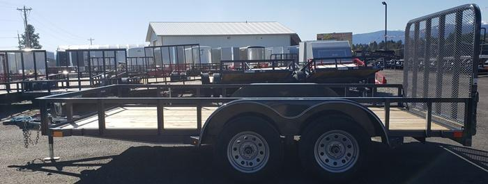 2020 X-On UT531423 83x14 utility Utility Trailer