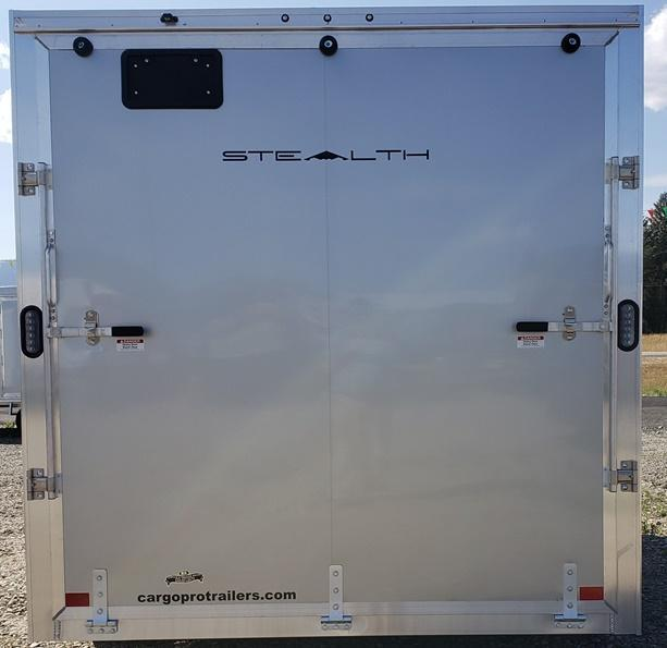 2021 CargoPro Trailers C7.5x14S Stealth Enclosed Cargo Trailer