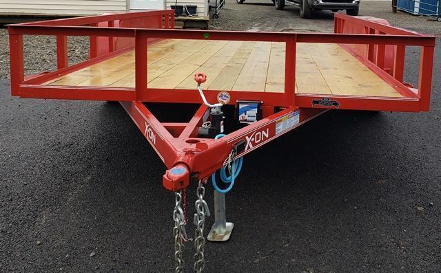 2020 X-On BV83x14235K Utility Trailer