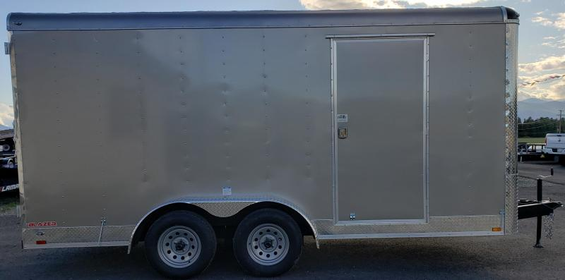 2020 Cargo Mate BL716TA2 Enclosed Cargo Trailer