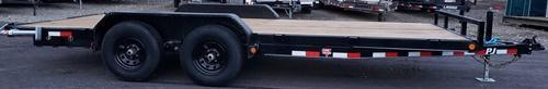 2020 PJ Trailers CE182 83x18 Equipment Trailer