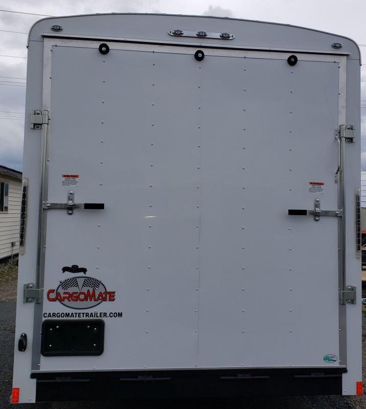 2020 Cargo Mate BL716TA2 Enclosed Cargo Trailer