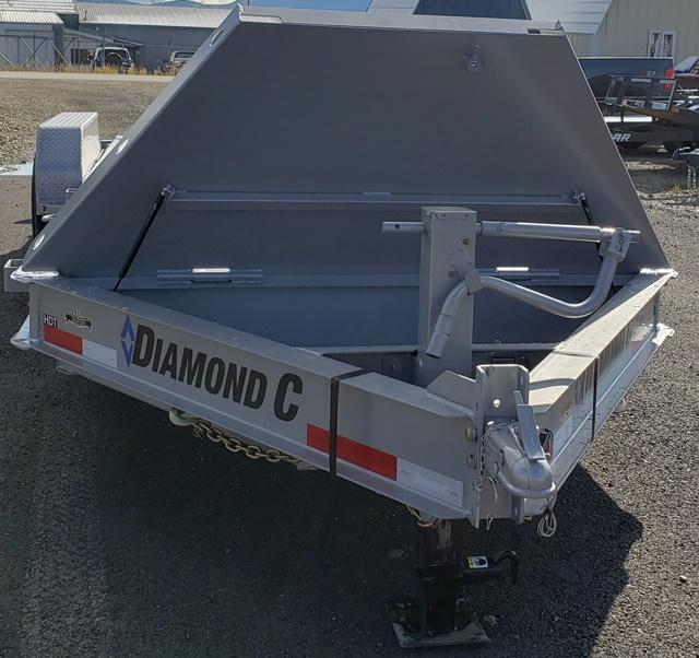 2020 Diamond C Trailers HDT207L20x82 Equipment Trailer