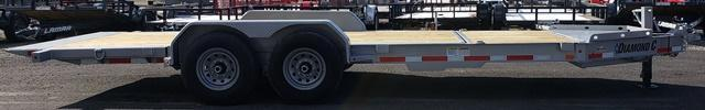 2020 Diamond C Trailers HDT207L20x82 Equipment Trailer