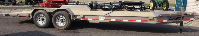 2020 Diamond C Trailers HDT207L22x82 tilt deck Equipment Trailer