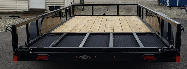 2020 Delco Trailers A-UT831623 Utility Trailer