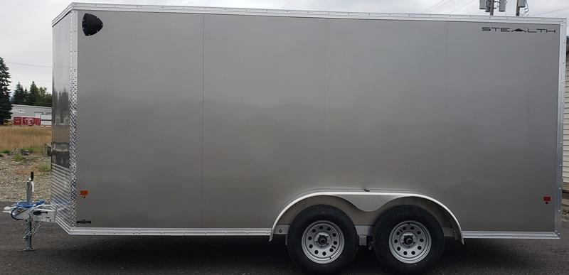 2020 CargoPro Trailers StealthC 7X16 S Enclosed Cargo Trailer