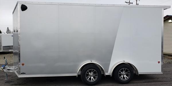 2020 CargoPro Trailers StealthZC7.5x16SUTVLMMT19 Car / Racing Trailer