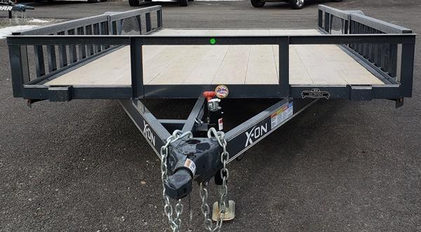 2020 X-On BV77x12135K Utility Trailer