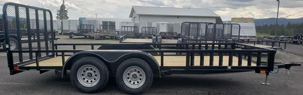 2020 X-On UT831623 Utility Trailer
