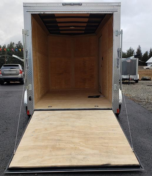2020 Cargo Mate EHW612SA Enclosed Cargo Trailer