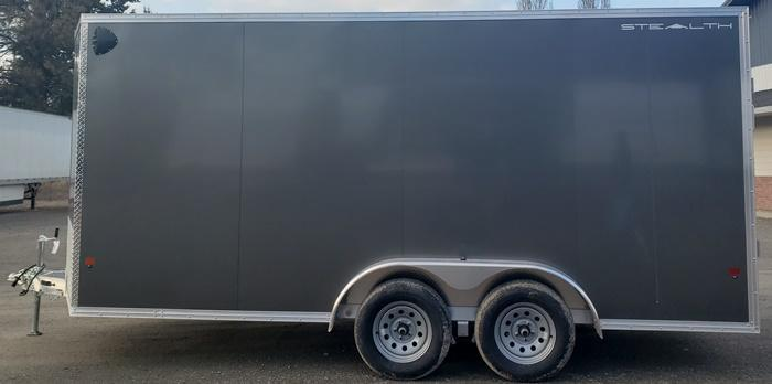 2020 CargoPro Trailers Stealth C7.5x16 Enclosed Cargo Trailer