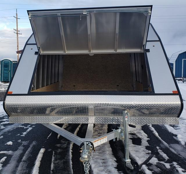 2020 CargoPro Trailers HYBRID 101X12 Snowmobile Trailer