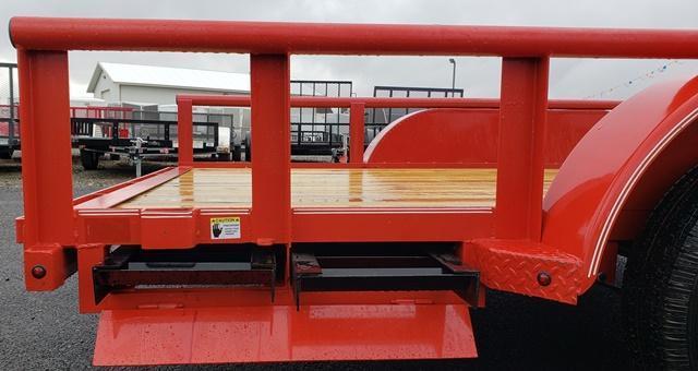 2020 X-On BV83x16235K Utility Trailer