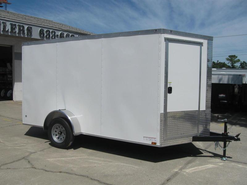 7x12 Therma Cool V-Front Trailer