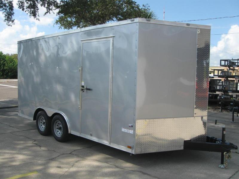8.5x16 Trailer Therma Cool 7' TALL