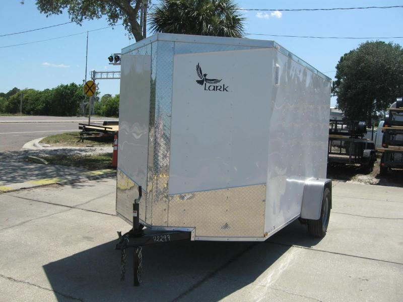 6x10 Therma Cool Cargo Trailer