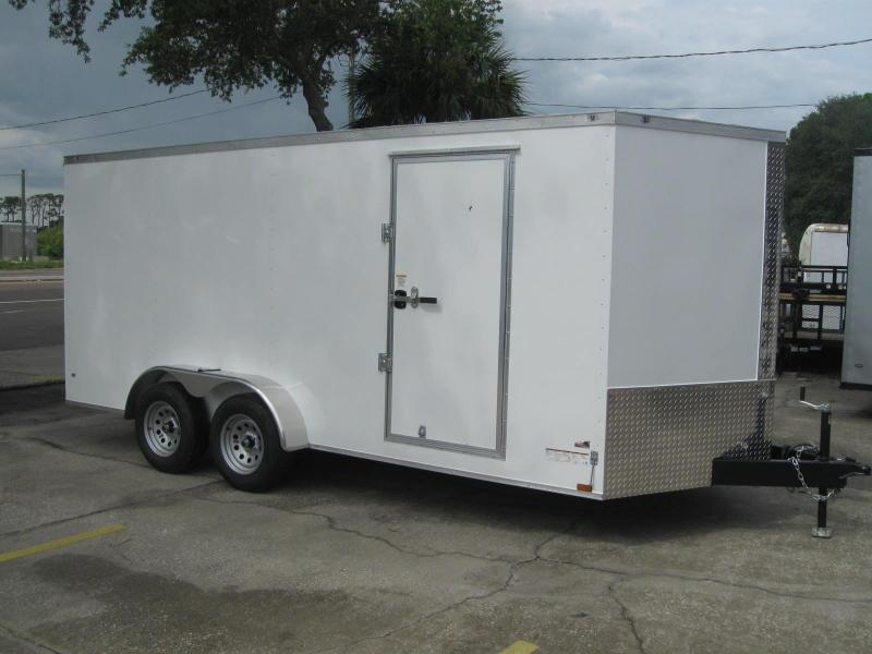 "7x16 Trailer Therma Cool 6' 3"" Tall"