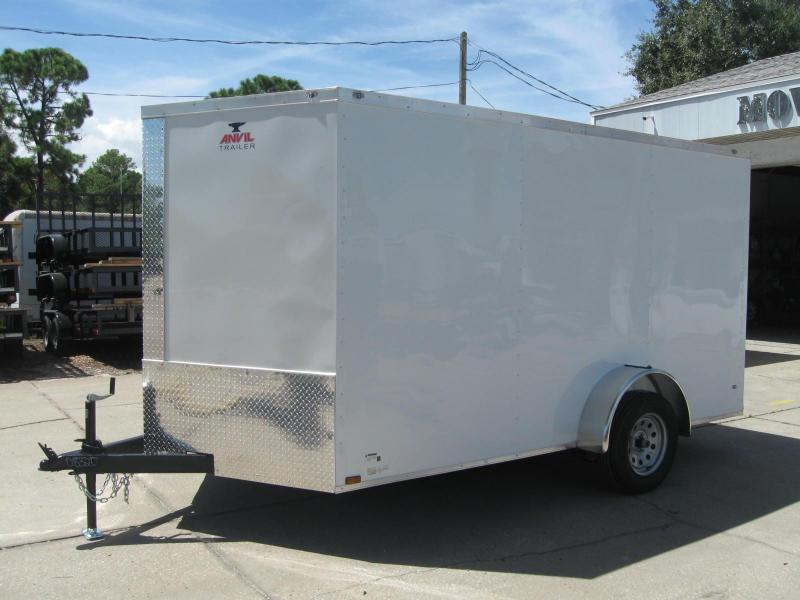 7x14 Therma Cool V-Front Trailer