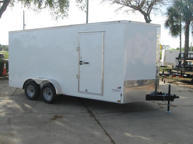 """7x16 Trailer Therma Cool 6' 3"""" Tall"""