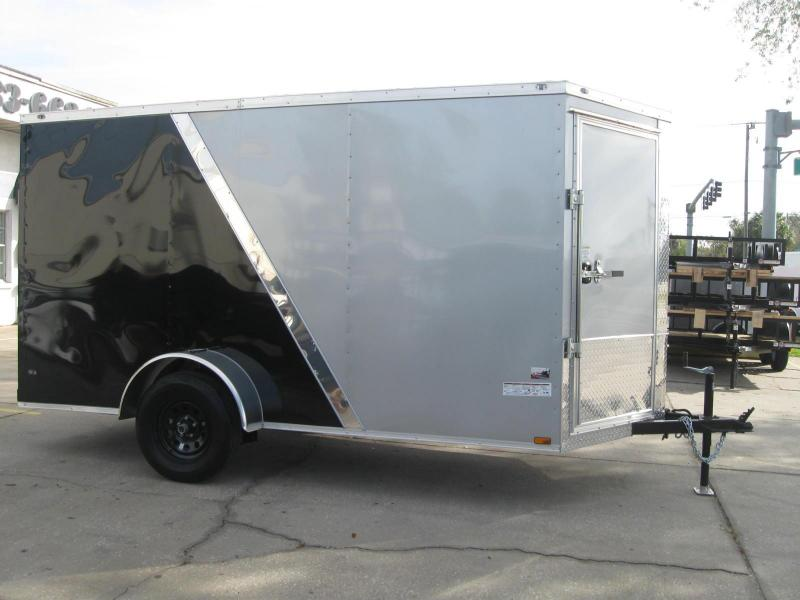 6x12 Trailer Therma Cool 2-Tone Flash Package