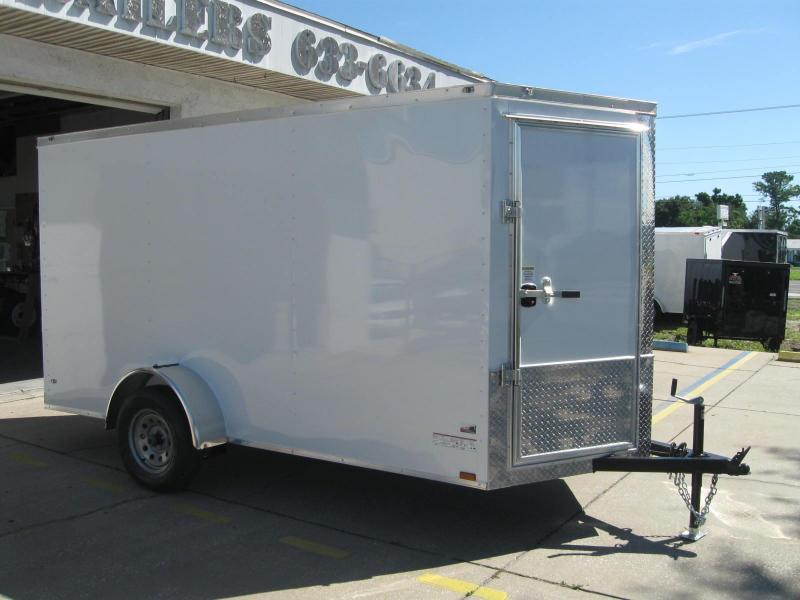 6X12 Therma Cool V-Front Trailer