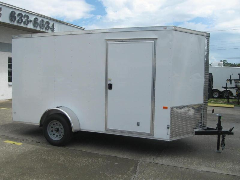 6x12 Trailer Therma Cool D-Rings