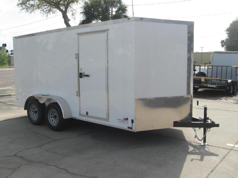 "7x14 Trailer Therma Cool V-Nose 6' 3"" TALL"
