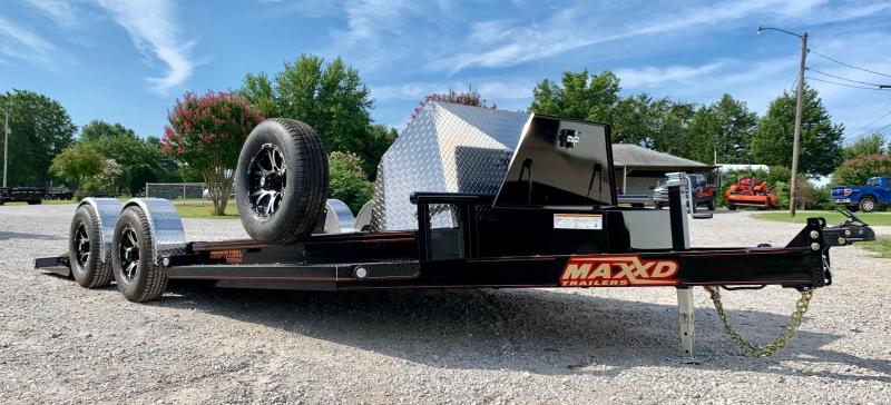 "2020 MAXXD 20' x 80"" 10K Drop-N-Load"