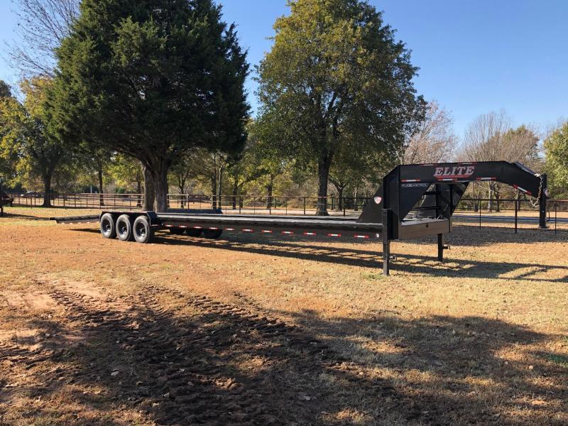 USED ELITE TRAILERS 44' GN TOY HAULER