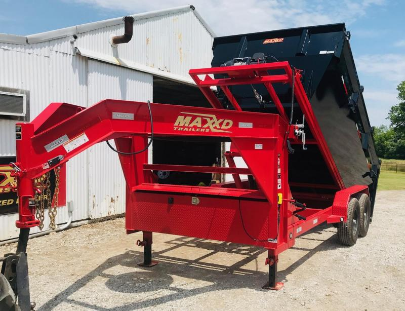 2019 MAXXD ROX8314G Roll-Off Dump Trailer