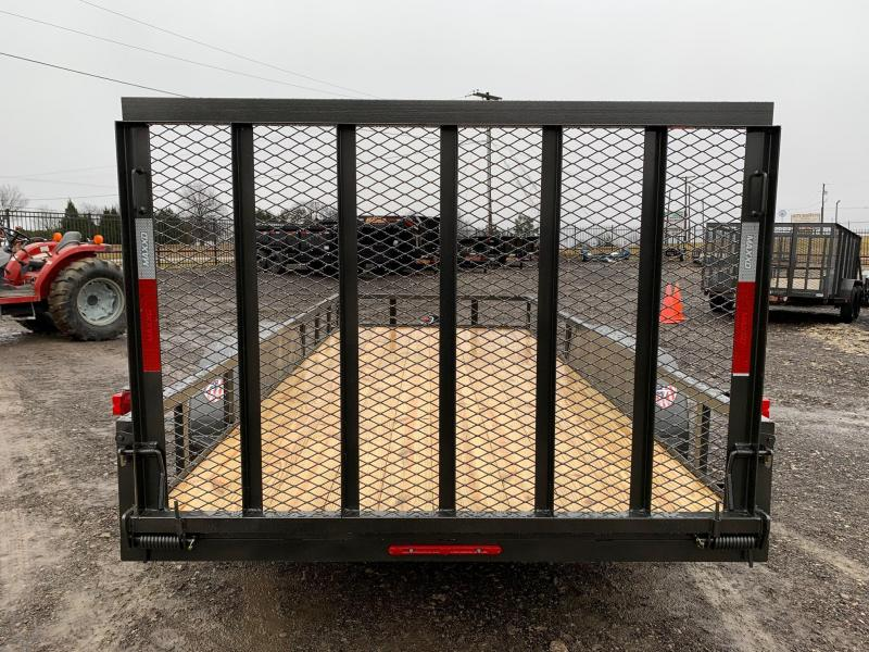 """NEW MAXXD 16' x 77"""" UTILITY W/ GATE"""