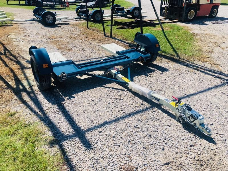 2019 Stehl Tow Car Dolly w/ Hydraulic Surge Disc Brakes