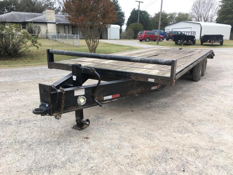"2011 MILLER TIME 25' x 102"" HD I-BEAM DECKOVER"