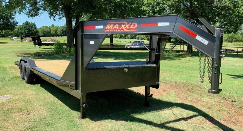 """2020 MAXXD 24' x 102"""" GN Buggy Hauler"""