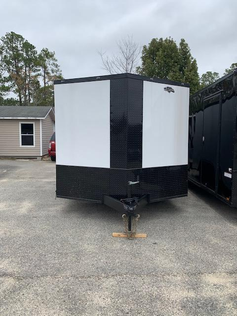 2020 Diamond Cargo 8.5x16 Enclosed Cargo Trailer