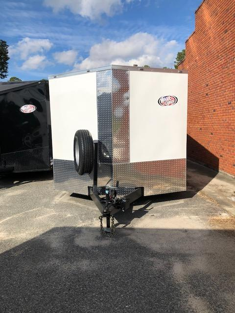 2019 Anvil 8.5x24 Enclosed Cargo Trailer