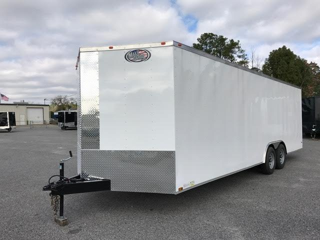 2020 Diamond Cargo 8.5x24TA3 Car