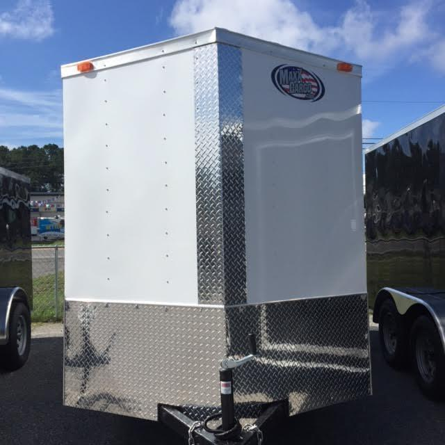 2020 Diamond Cargo 6x12 SA Enclosed Cargo Trailer