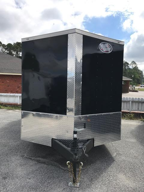 2019 Diamond Cargo 7x16 TA Motorcycle Trailer