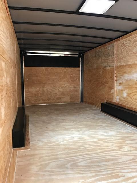 2020 Diamond Cargo 8.5x20 TA2 Enclosed Cargo Trailer